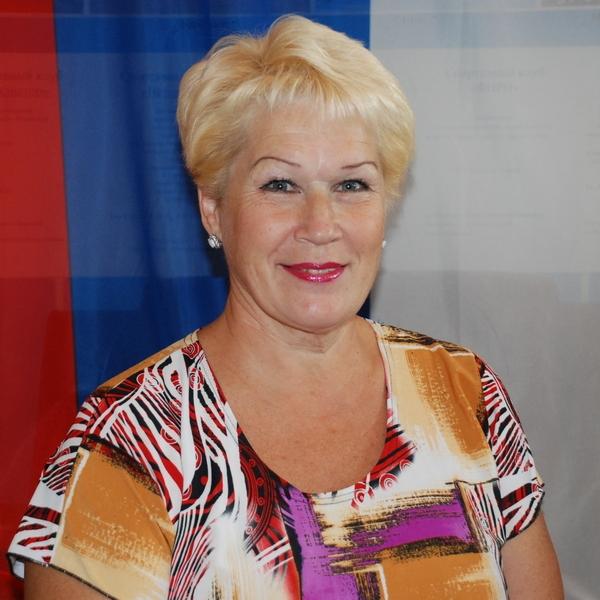 Фомченко Зоя Михайловна
