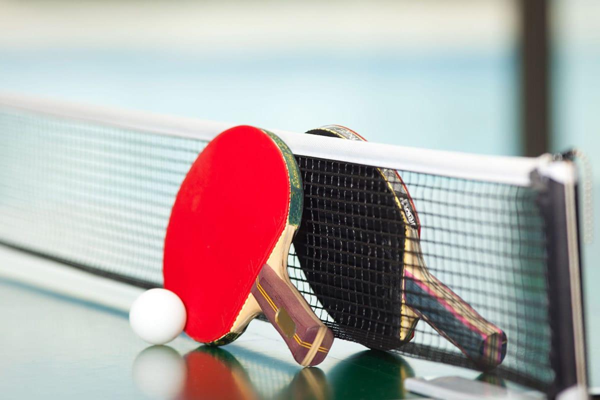 Соревнование по настольному теннису в зачет Спартакиады клубов по месту жительства