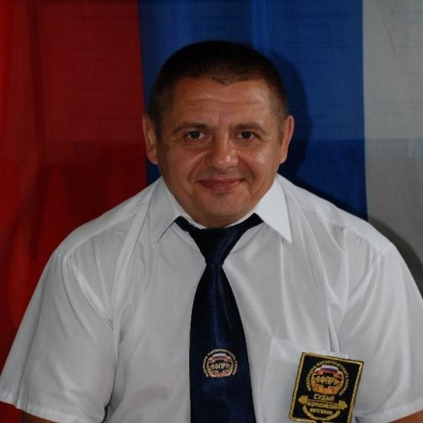 Чешук Сергей Степанович
